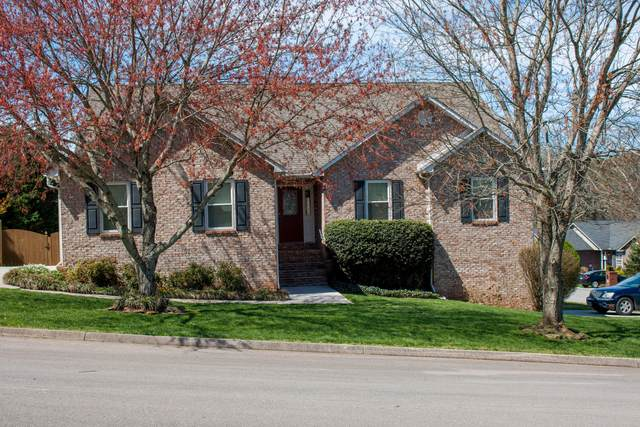 1205 Winglet Lane, Knoxville, TN 37922 (#1111995) :: Adam Wilson Realty