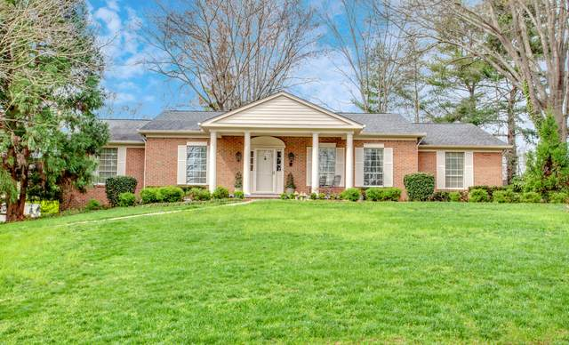 9632 Briarwood Drive, Knoxville, TN 37923 (#1112042) :: Adam Wilson Realty