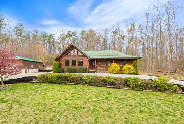 114 Pine Loop Drive, Madisonville, TN 37354 (#1112074) :: Catrina Foster Group