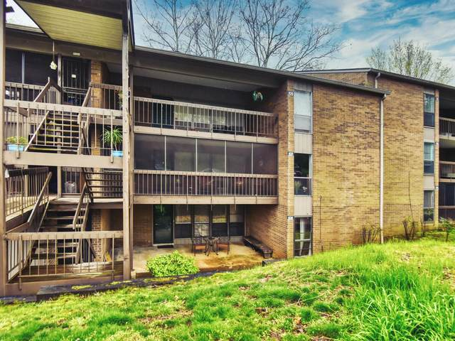 461 Canberra Drive #106, Knoxville, TN 37923 (#1112089) :: Adam Wilson Realty