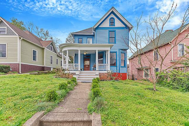 1027 Eleanor St, Knoxville, TN 37917 (#1112120) :: Shannon Foster Boline Group