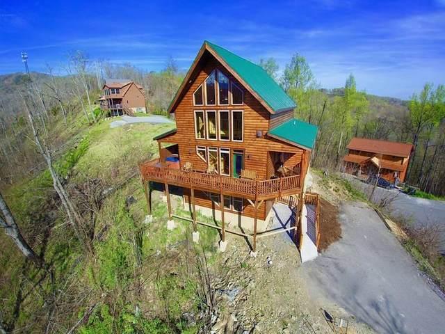 1256 Annes Rd, Gatlinburg, TN 37738 (#1112157) :: Tennessee Elite Realty