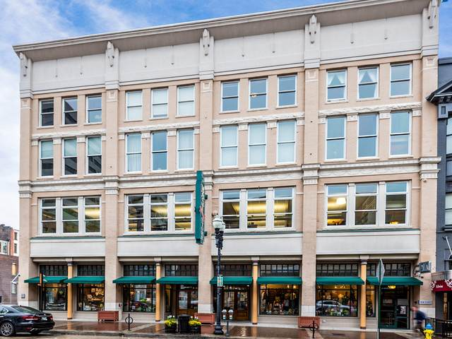 402 S Gay St #405, Knoxville, TN 37902 (#1112171) :: Shannon Foster Boline Group