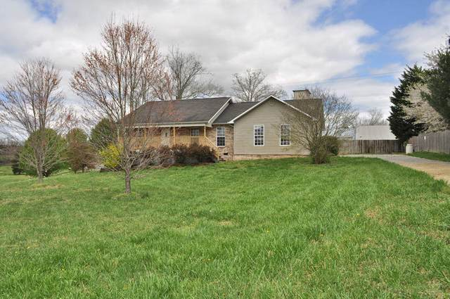 1009 Towns View Drive, Seymour, TN 37865 (#1112213) :: Catrina Foster Group