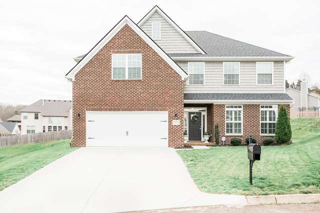 12432 Turkey Crossing Lane, Knoxville, TN 37932 (#1112219) :: Catrina Foster Group