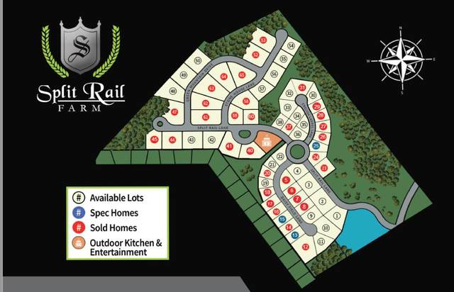 Lot 3 Split Rail Lane, Knoxville, TN 37934 (#1112233) :: Venture Real Estate Services, Inc.