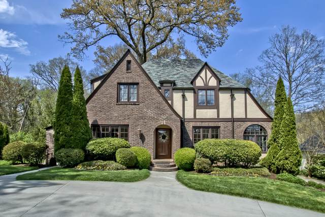 3827 Woodhill Place, Knoxville, TN 37919 (#1112270) :: Billy Houston Group
