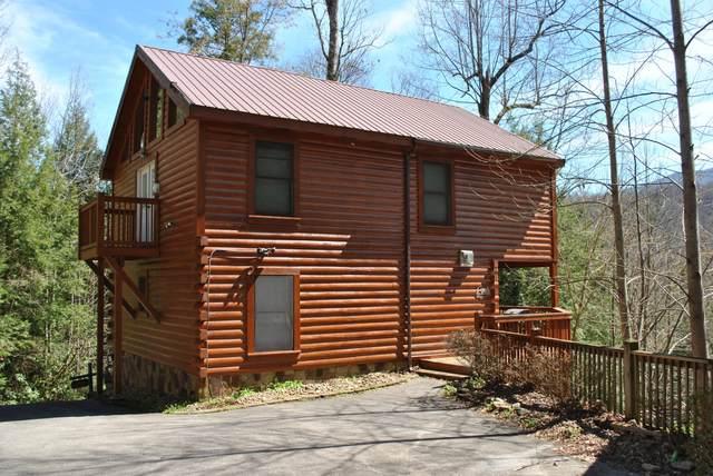1640 Misty Hollow Rd, Gatlinburg, TN 37738 (#1112314) :: Venture Real Estate Services, Inc.