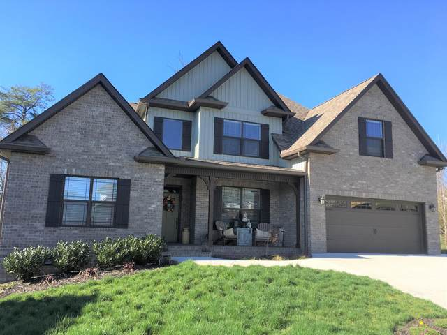 8115 Enchanted Grove Lane, Powell, TN 37849 (#1112318) :: Adam Wilson Realty