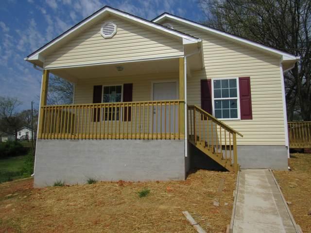 2419 E Glenwood Ave, Knoxville, TN 37917 (#1112403) :: Adam Wilson Realty