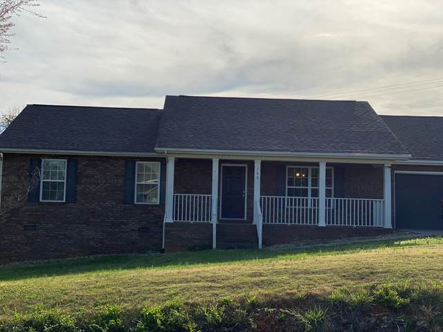 109 S Long Hollow Rd, Maryville, TN 37801 (#1112406) :: Billy Houston Group