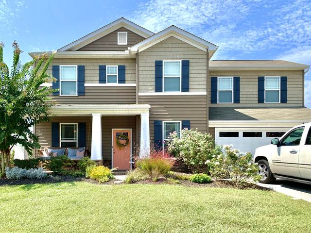 10721 Gable Run Drive, Knoxville, TN 37931 (#1112461) :: Catrina Foster Group