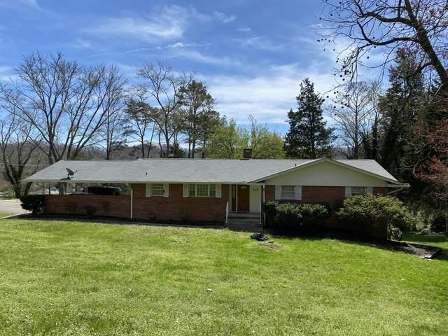 117 Canterbury Rd, Oak Ridge, TN 37830 (#1112481) :: Billy Houston Group