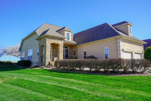 240 Goldcrest Drive, Vonore, TN 37885 (#1112485) :: Catrina Foster Group