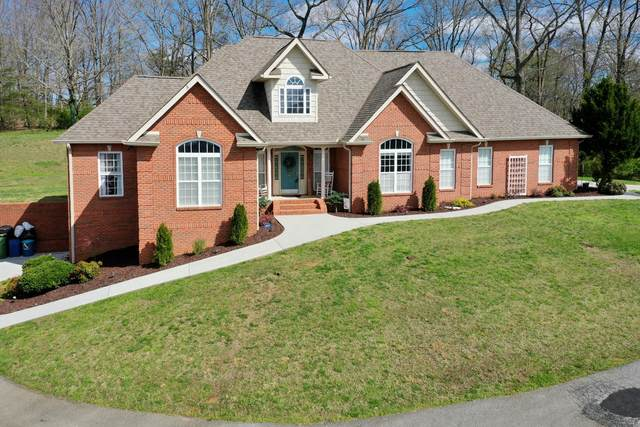 3120 Sam James Rd, Maryville, TN 37803 (#1112486) :: Adam Wilson Realty