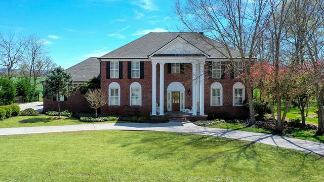 478 Broadmoor Drive, Maryville, TN 37803 (#1112487) :: Billy Houston Group
