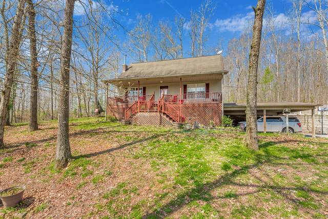 320 Dogtown Rd, Ten Mile, TN 37880 (#1112489) :: Billy Houston Group
