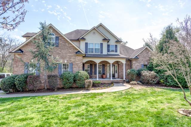 3424 Hubbs Crossing Lane, Knoxville, TN 37938 (#1112499) :: Catrina Foster Group