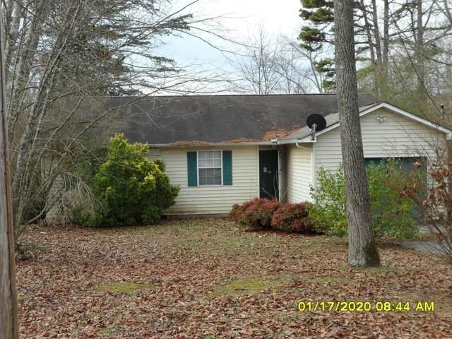 301 Pheasant Lane, Clinton, TN 37716 (#1112510) :: Billy Houston Group