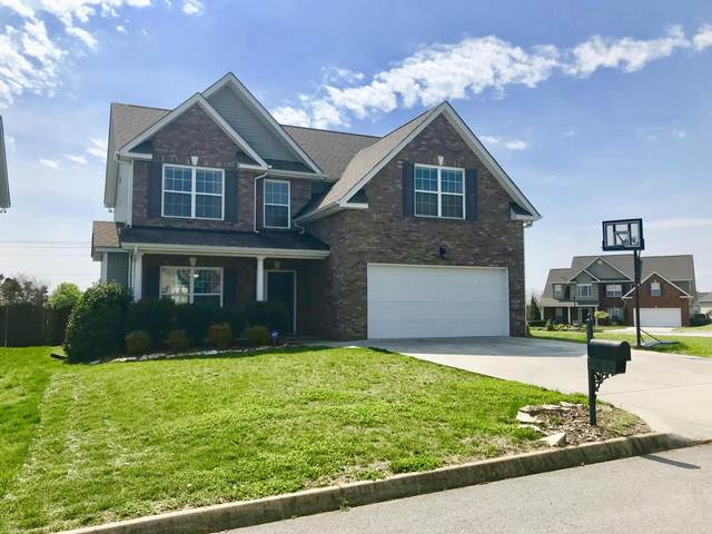 8816 Wakerly Place Lane, Knoxville, TN 37931 (#1112512) :: Catrina Foster Group