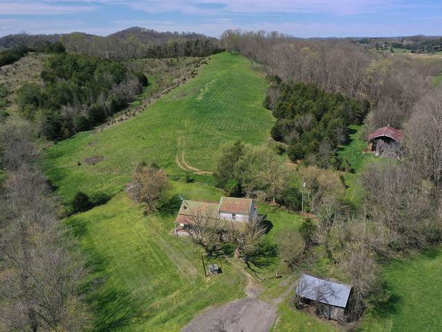 2400 Hall Rd, Dandridge, TN 37725 (#1112685) :: Tennessee Elite Realty