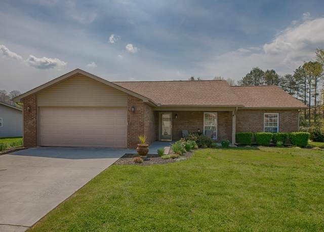 3009 Country Meadows Lane, Maryville, TN 37803 (#1112736) :: Tennessee Elite Realty