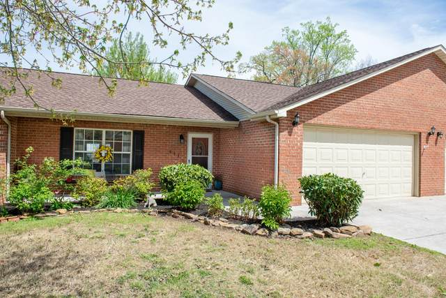 833 St Andrews Drive Drive, Maryville, TN 37801 (#1112749) :: Billy Houston Group