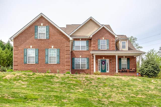 3049 Reflection Bay Drive, Knoxville, TN 37938 (#1112764) :: Tennessee Elite Realty