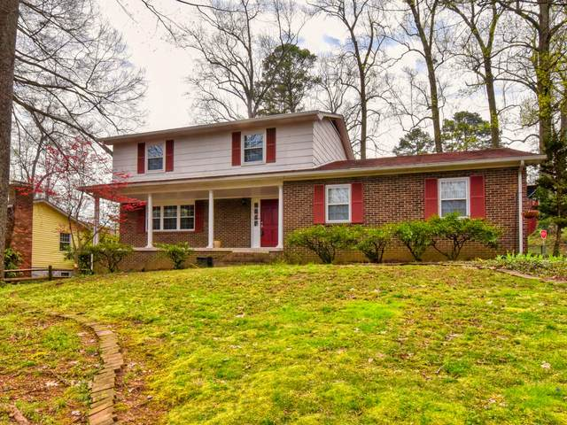 2300 Belcaro Drive, Knoxville, TN 37918 (#1112799) :: Tennessee Elite Realty