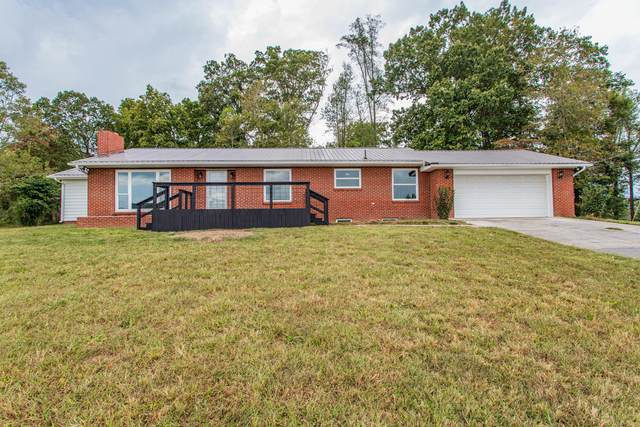 2235 Cave Springs Rd, Tazewell, TN 37879 (#1112831) :: Billy Houston Group
