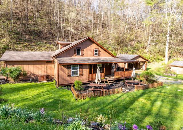 4346 Grindstone Ridge Rd, Pigeon Forge, TN 37863 (#1112886) :: The Terrell Team