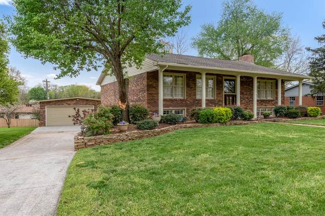 1201 Westfield Drive, Maryville, TN 37804 (#1112893) :: Shannon Foster Boline Group