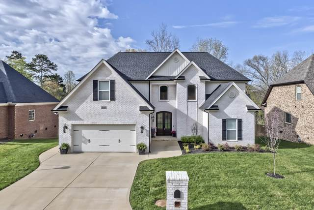 2327 Wolf Crossing Lane, Knoxville, TN 37932 (#1112941) :: Billy Houston Group