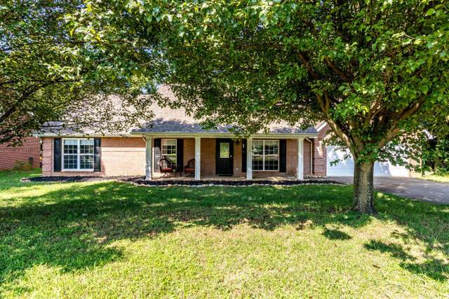 208 Westwood Drive, Maryville, TN 37803 (#1112986) :: Billy Houston Group