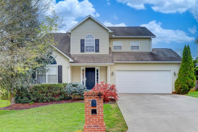 4308 Aylesbury Drive, Knoxville, TN 37918 (#1113064) :: Billy Houston Group