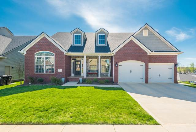 2581 Timber Highlands Lane, Knoxville, TN 37932 (#1113068) :: Billy Houston Group