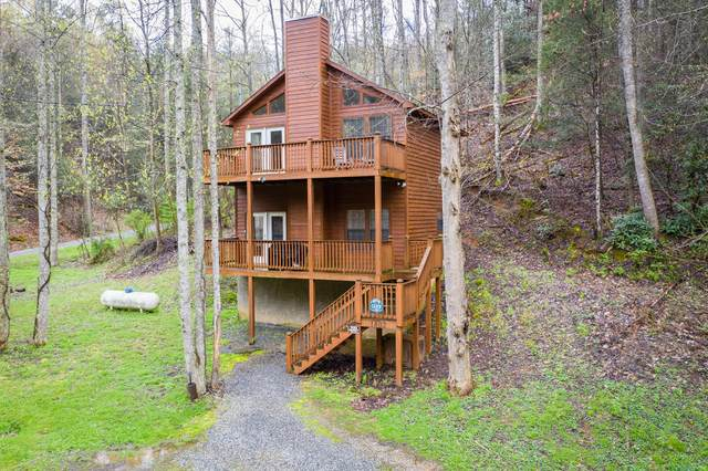1802 Rose Pass, Sevierville, TN 37876 (#1113081) :: Billy Houston Group