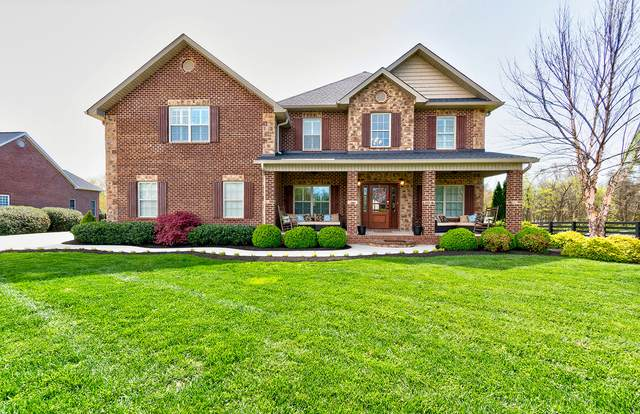 104 Charles Earl Ln., Maryville, TN 37803 (#1113086) :: Billy Houston Group