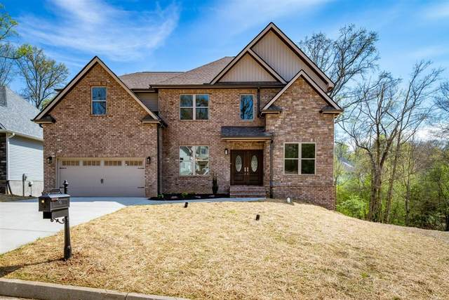 9860 Chesney Hill Ln, Knoxville, TN 37931 (#1113094) :: Billy Houston Group