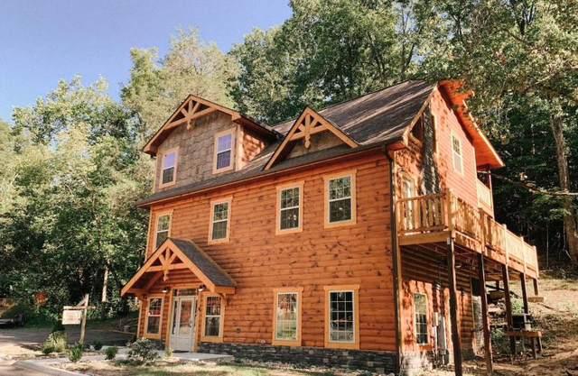 2378 Alpine Village Way Way, Pigeon Forge, TN 37863 (#1113156) :: Billy Houston Group