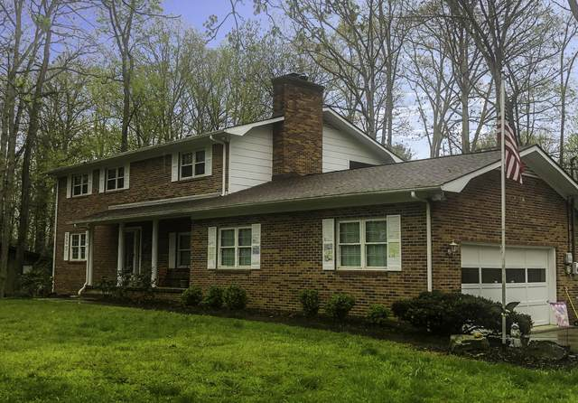 1521 Woodhaven Drive, Sevierville, TN 37862 (#1113184) :: Billy Houston Group