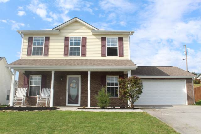 7723 Cooper Meadows Lane, Knoxville, TN 37938 (#1113208) :: Billy Houston Group
