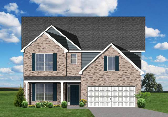 1622 Ridge Climber Rd, Knoxville, TN 37922 (#1113349) :: Catrina Foster Group