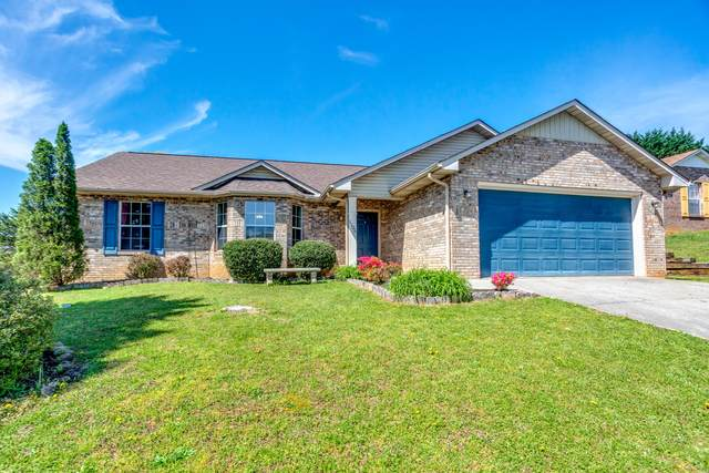 1106 Willow Creek Circle, Maryville, TN 37804 (#1113359) :: Catrina Foster Group