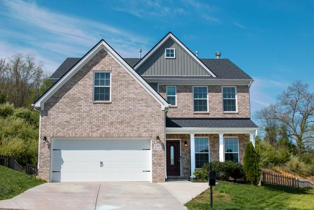1807 Misty Cloud Lane, Knoxville, TN 37932 (#1113364) :: Billy Houston Group