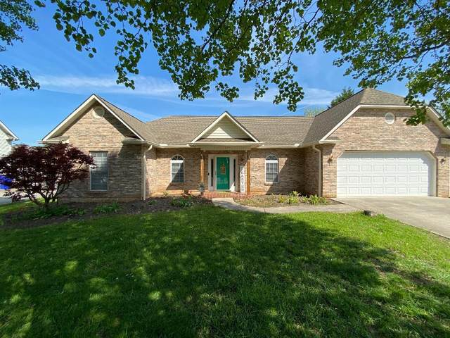 831 Paxton Drive, Knoxville, TN 37918 (#1113387) :: Adam Wilson Realty
