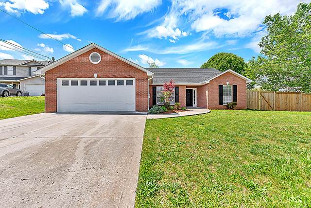 2140 Ember Brook Lane, Powell, TN 37849 (#1113401) :: The Sands Group