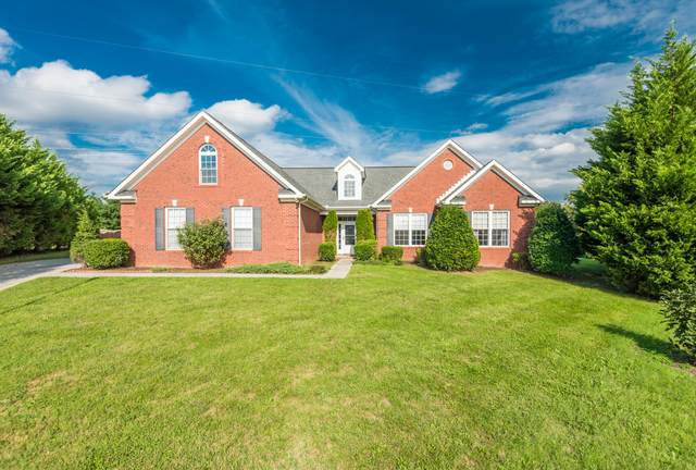 4502 Intrigue Lane, Knoxville, TN 37918 (#1113447) :: Adam Wilson Realty