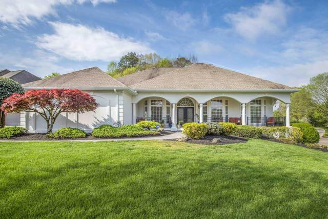 2521 Stone Creek Drive, Knoxville, TN 37918 (#1113492) :: Adam Wilson Realty