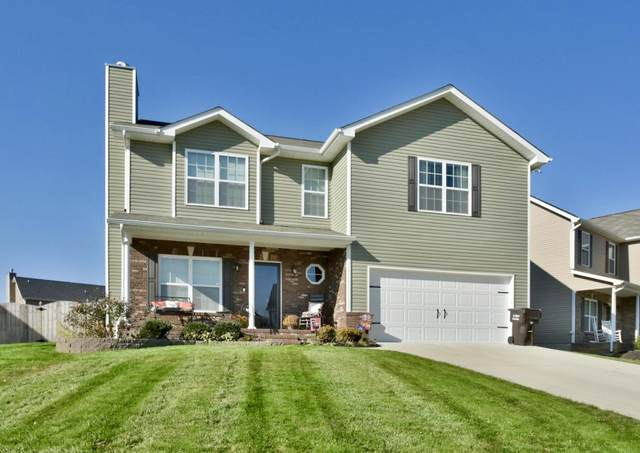 2213 Clover Vine Rd, Knoxville, TN 37931 (#1113505) :: Billy Houston Group
